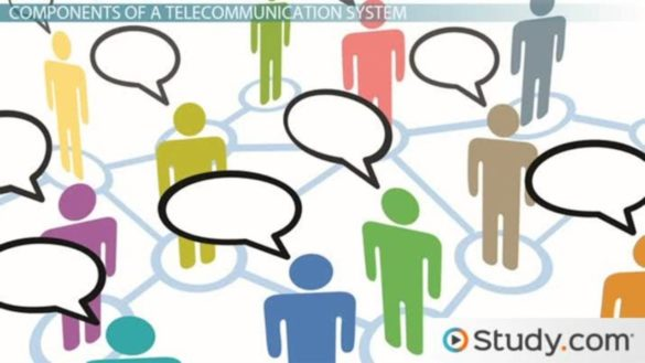 What is Telecommunication? – Definition, Network, Elements and More