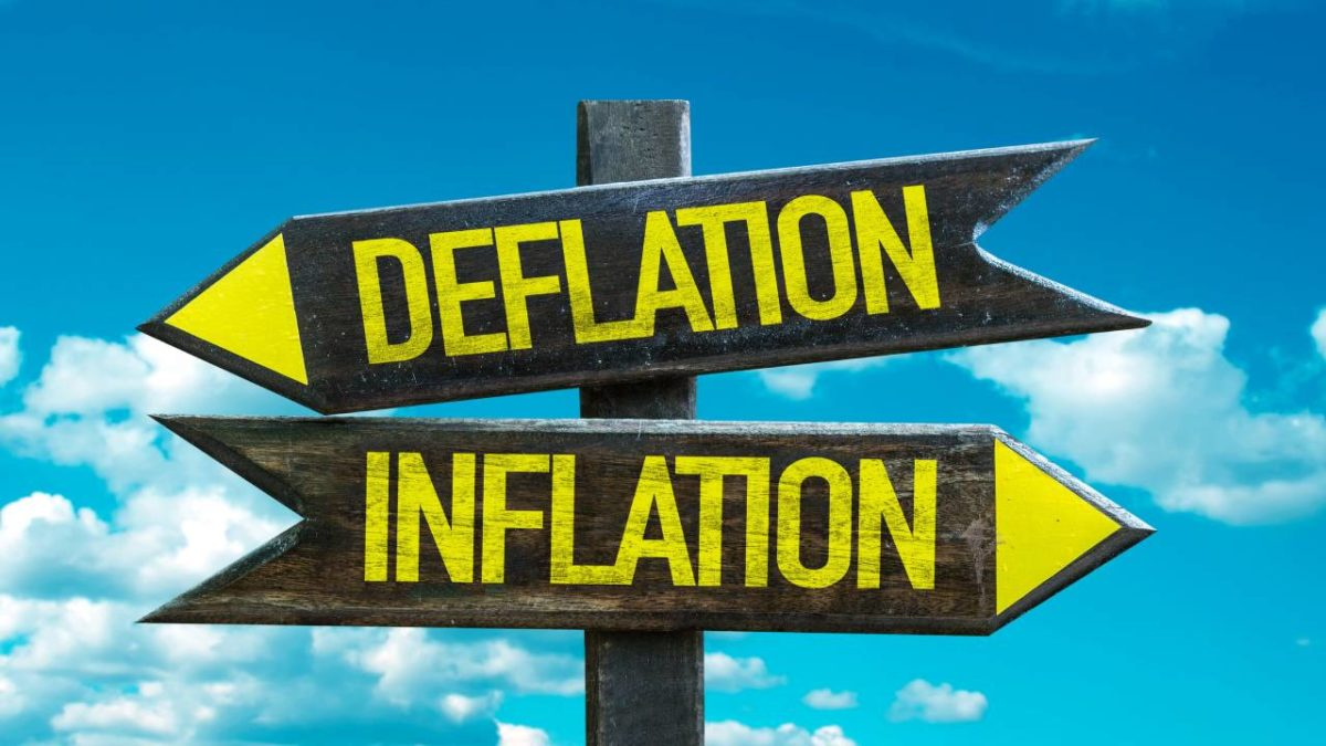 Inflation – Effect of Negative Inflation on our Pockets and Economy