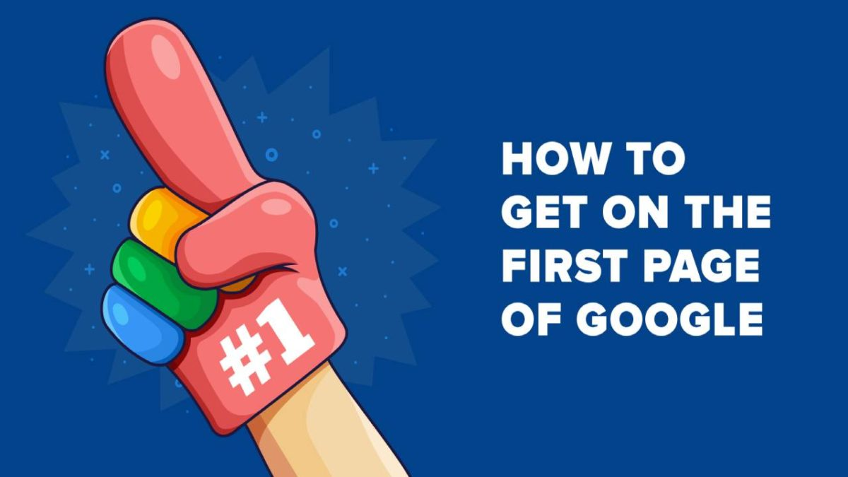 Ranking – Seven Steps to Reach out Google's First Page