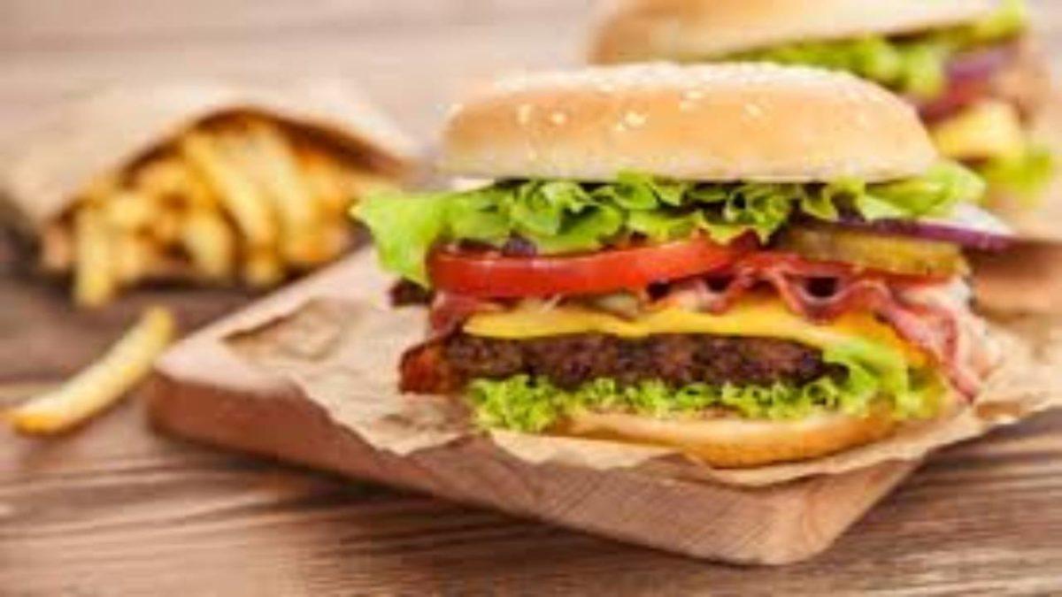 Hamburger – Junk food, Origin, Risk and short term effects, Vegan burger