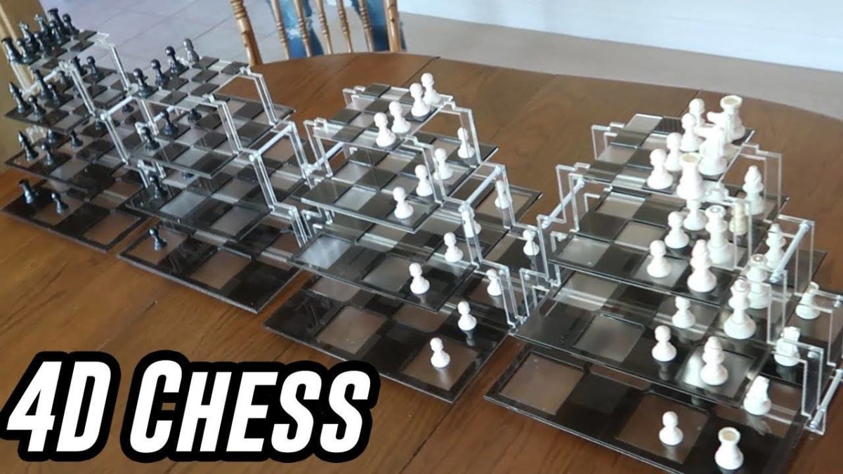 4d Chess – What would a 4d chess look like? 4d Chess in US politics