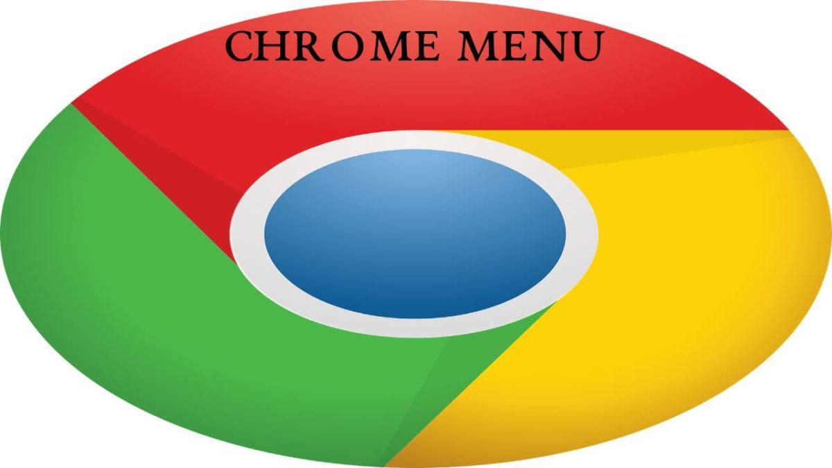 Chrome Menu – How do you show the menu bar in Chrome?