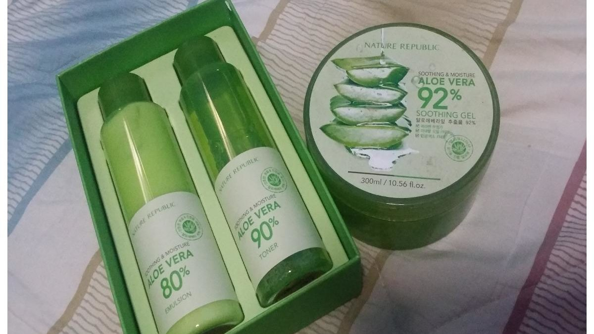 7 Must-buy Nature Republic On-The-Go Products