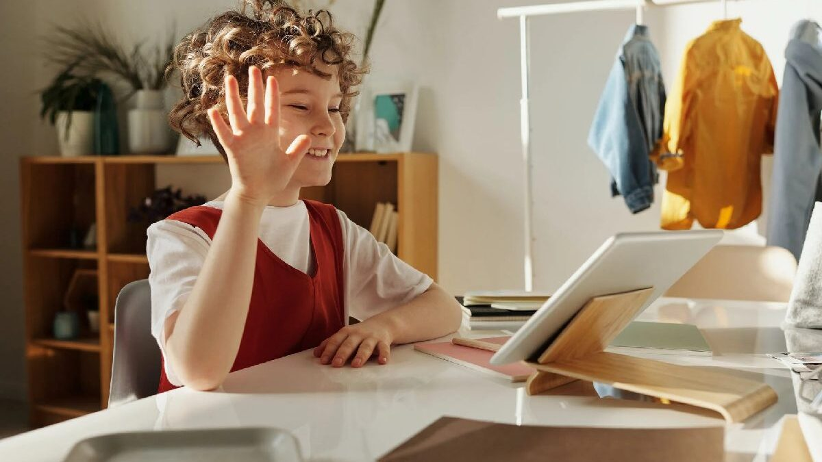 4 Tips on Preparing Your Home for Your Child's Early Childhood Online Learning