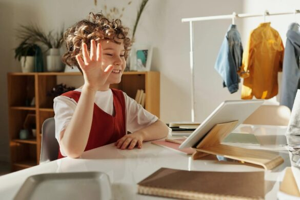 4 Tips on Preparing Your Home for Your Child's Early Online Learning