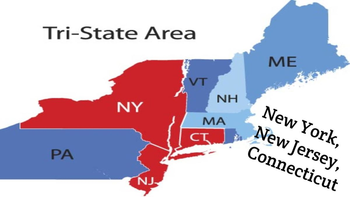 Tri-State Area – Which states make up the three-state area?