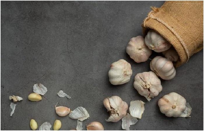 GARLIC - Superfood to treat H.pylori naturally