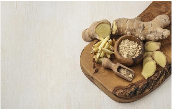 GINGER - Superfood to treat H.pylori naturally