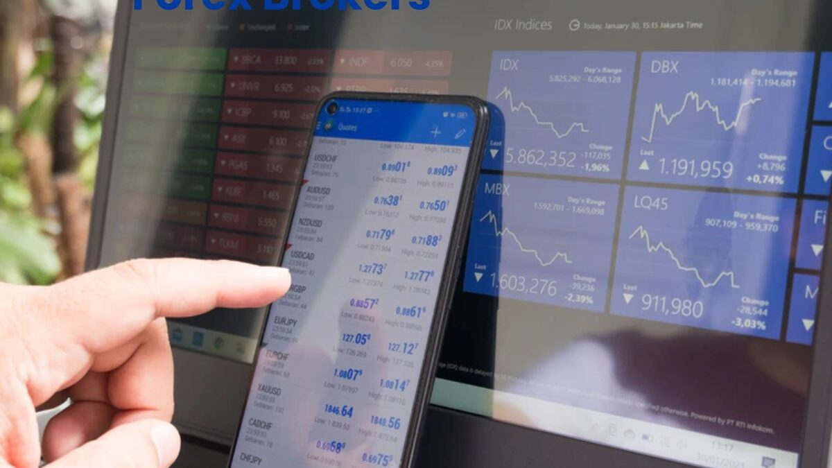 Forex Brokers – How to Choose the Right One