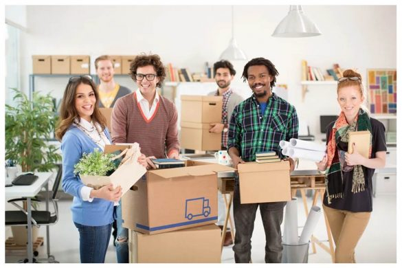 How to Move Your Office across the Country