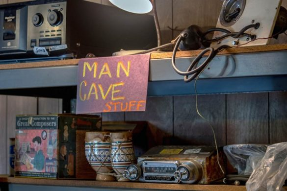 The Ultimate Guide To Decking Out Your Man Cave