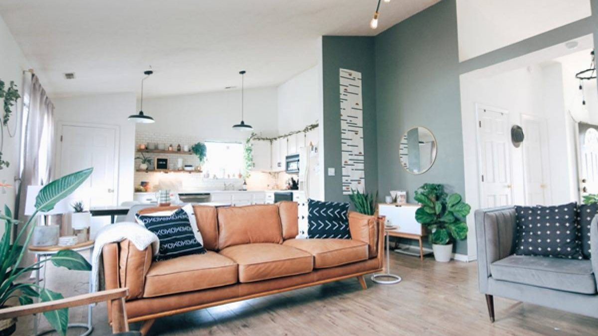 A Guide On How To Paint Two Rooms With A Common Wall