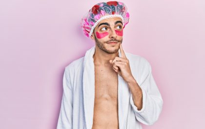 Six Things Guys Should Be Doing in the Shower