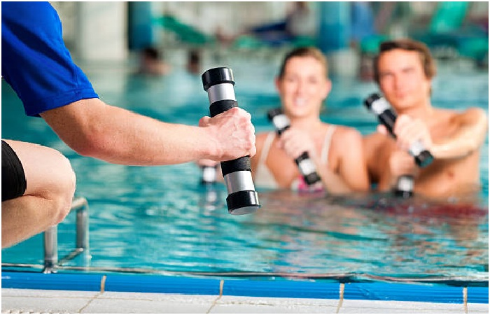 Therapy Pools - Water weights