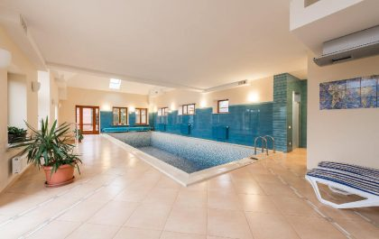 Therapy Pools: What are They and How to Accessorize